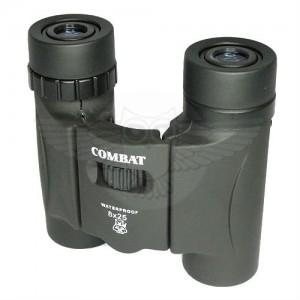 Бинокль 8х25 WP Combat газозаполненный