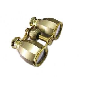 Бинокль БГЦ 4x30 А03 (шампань/золото с фокусировкой)