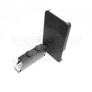 Лупа-микроскоп 60х-100х с крышкой iPhone 4