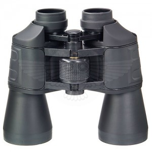 Бинокль Veber Classic БПШЦ 15х50 обрезиненный, черный