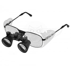 Лупа-очки бинокулярная Микмед HR 250 R 2,5x f=420