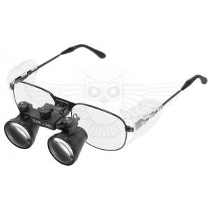 Лупа-очки стоматологическая Микмед HR 250 S 2,5x f=340
