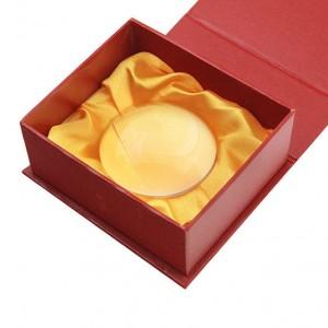 Лупа просмотровая 4x d=60 мм, выпуклая (в подарочной коробке)