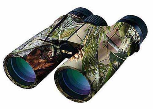Компактный бинокль (система Галилея) Бинокль Nikon 12x42 Monarch