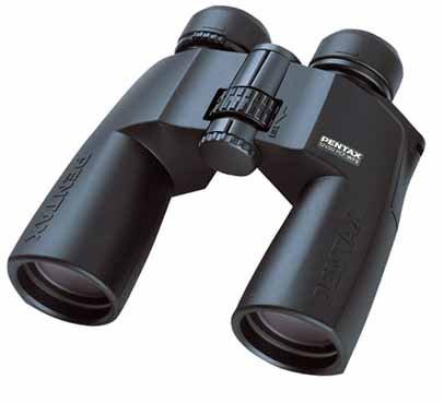 Бинокль (система Кеплера) Pentax 12x50 PCF-WP II